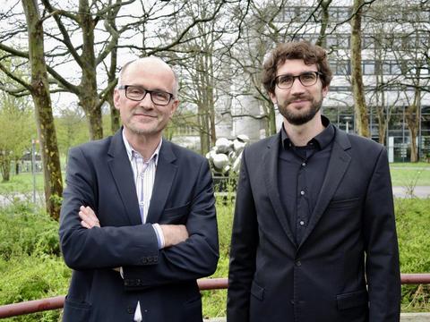 Prof. Dr. Ludger Heidbrink und Dr. Alexander Lorch